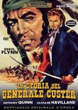 La Storia Del Generale Custer DVD WCC126 A & R PRODUCTIONS