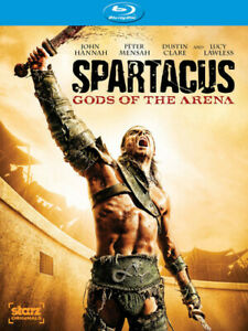 Spartacus: Gods of the Arena [New Blu-ray]