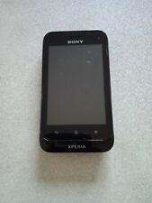 Sony Experia ST21i Black regularly working