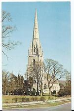 Colour Postcard of The Marble Church, Bodelwyddan