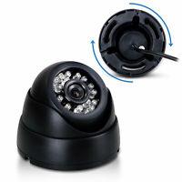 Dome 800TVL 1200TVL 2.8MM  8MM Analog Security CCTV Camera Indoor BNC NTSC PAL