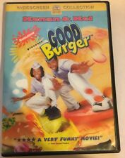 Good Burger - DVD - Widescreen RARE OOP W/ Insert Kenan and Kel Nickelodeon