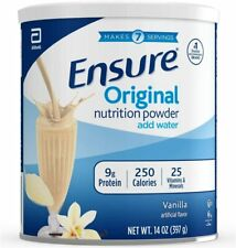 6-PACK - Ensure Original Nutrition Powder Vanilla 14 oz