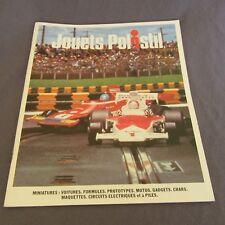 169F Catálogo Juguetes Polistil 1977 de 48 Páginas 17 X 20 cm