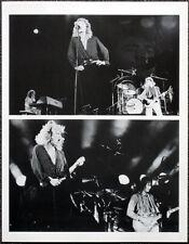 LED ZEPPELIN POSTER PAGE . 1979 KNEBWORTH FESTIVAL CONCERT . V26