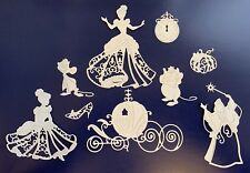 Selection Of Disney Themed Cinderella Die Cuts