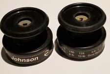 Lot of 2 - Shakespeare Johnson SP100 Spare Line Spool