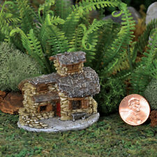 Miniature Dollhouse Fairy Garden - Micro Mini Ranch Troll House - Accessories