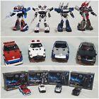 Transformers Mp-17, 18,18b,19 Prowl, Streak, Bluestreak, and Smokescreen Set!