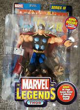 Marvel Legends Series 3 Thor - Toy Biz, 2002