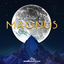Magnus: B-Sides by Audiomachine (2015-CD) NEW-Free Shipping