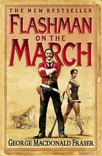 Flashman on the March by George MacDonald Fraser (Hardback, 2005)