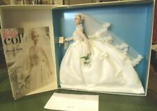 2011 Silkstone Gold Label Grace Kelly The Bride Barbie Doll #T7942