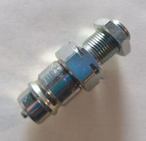 Hydraulic Quick Release Probe ISO A Bulkhead 12 L M 18 x 1.5 mm