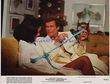 JAMES BOND MOONRAKER SET OF 8 AMERICAN 8X10 STILLS ROGER MOORE AS 007