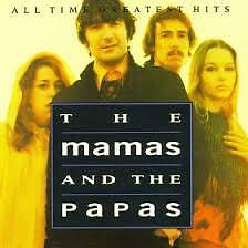 "THE MAMAS AND THE PAPAS ""ALL TIME GREATEST HITS"""