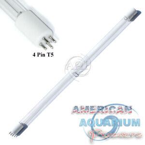 25 Watt Replacement HO UV-C Lamp for Classic AQUA, & more; Matches UV-AQ-A20025