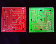 The Snare – a Double Sided Maze Brain Teaser Puzzle