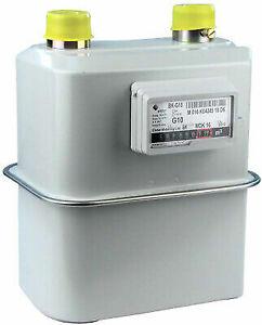 Elster BK-G10 Diaphragm Gas Meter, 32mm, 16m3/h, U16, residential