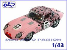 Kit JPS Prépeint - Jaguar Type E -  Le Mans Classic 2004 - ref.: KP421