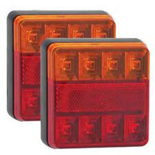 Led autolamps Remolque Trasero iluminación LED lámpara Set 12 Voltios deja cola indicador