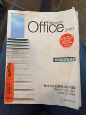 Microsoft Office 14 Brief by Linda I. O'Leary (2010, Paperback)