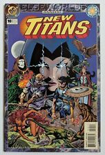 The New Teen Titans Annual #10 DC Comic 1994 Elseworlds Wolfman Simonson