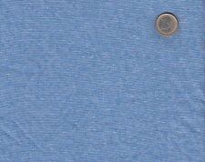 34 cm im schlauch gestreift hellblau//weiß Bündchenware 50 x ca