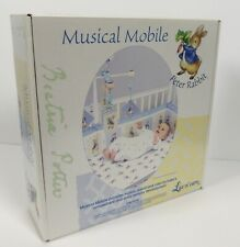 Beatrix Potter Peter Rabbit Baby Musical Mobile Luv n' care New In Box