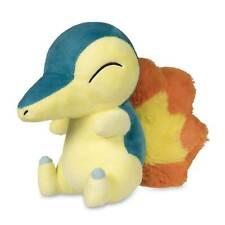 Pokemon Center Original Cyndaquil Poké Plush (Standard Size)Doll Gift - 7 In.