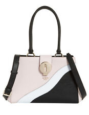 NEW Guess Augustina Lock Satchel VG679609 Assorted