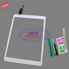 "FREE SHIP for Teclast X98 Air 3G 9.7"" White Touch Screen Digitizer +Tool ZJLU031"