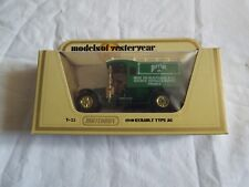 MATCHBOX MODELS OF YESTERYEAR Y-25 1910 RENAULT TYPE AG
