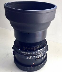 MAMIYA  Sekor C, 180mm, 1:4.5 In Excellent Condition with Hood +Cap