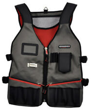 CK MAGMA TECHNICANS UTILITY BUILDERS TOOL STORAGE VEST - Sleeveless Site Jacket