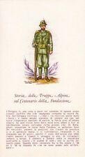 A2777) ALPINO IN DIVISA DEL 1940.