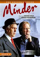 Minder: Season 4 (DVD, 2011, 3-Disc Set) New, Sealed