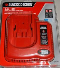 Black & and Decker BDFC240 BATTERY CHARGER 9.6 24 V FOR NST1024 NHT524 TRIMMER