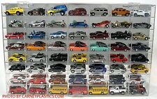 Hot Wheels Redline 1:64 Diecast Display Case 56 COMP.