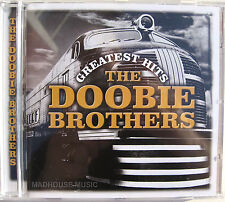DOOBIE BROTHER CD The GREATEST HITS 20 Track NEW Best Of Long Train Running