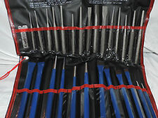 NEW!! 28pc Heavy Duty Punch and Chisel Set