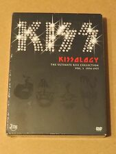 KISS KISSOLOGY I FACTORY SEALED