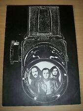 Focus rare rock concert programme 1976? reduced £15