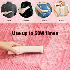 Pet Hair Remover Sofa Clothes Lint Cleaning Brush Dog Cat Fur Cleaner Portable