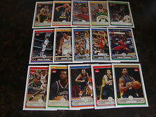 2006-07 Topps Basketball---Rookies---Lot Of 15---No Dupes---Multi-Lots--See List