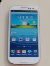 Samsung Galaxy S3 16GB SGH-T999 Smartphone White T-Mobile W/CASE CLEAN IMEI