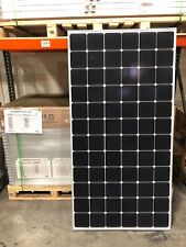 (Lot of 23) USA Made LG Solar LG400N2W-V5 Mono 72 Cell 400w Solar Panels