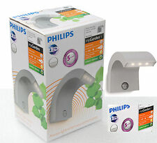 PHILIPS RIVERBANK LED AUSSENLAMPE LAMPE WANDLAMPE 163568716 BEWEGUNGSMELDER LAMP
