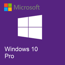 Windows 10 Pro 32/64-Bit OEM Vollversion SOFORTDOWNLOAD + PRODUKTSCHLÜSSEL