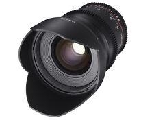 Samyang 24mm T1.5 VDSLR II Cine Lens Canon EF Mount HK
